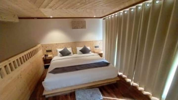 Deluxe Room with Balcony & River Facing