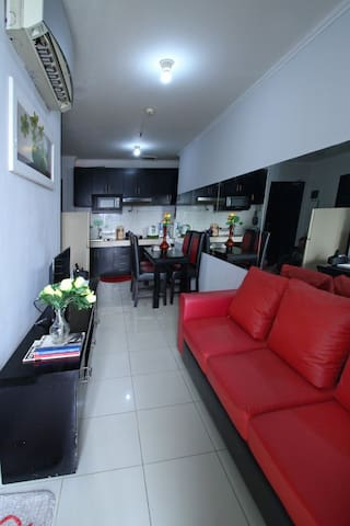 Fully furnished apartment, tebet (cervino village)