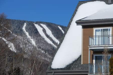 Le loft Val-des-neiges - Beaupré
