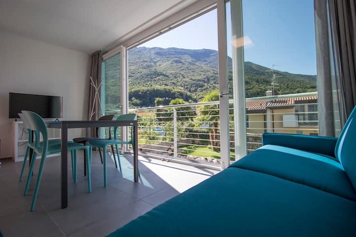 Residenza Cinisca - Appartamento con vista