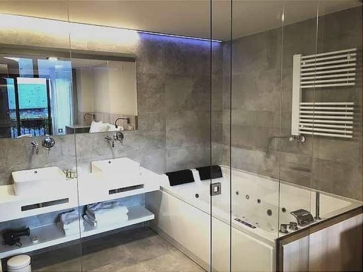 Apartamento 102 Suite Deluxe, Villa de Plan