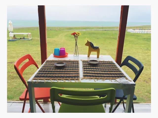 青海湖畔独特的度假客栈,拥有极美景致的私享空间... - Hainan - Maison