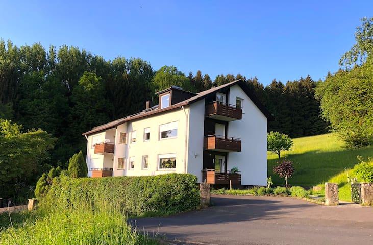 RHÖN BERGBLICK apartment in Tann