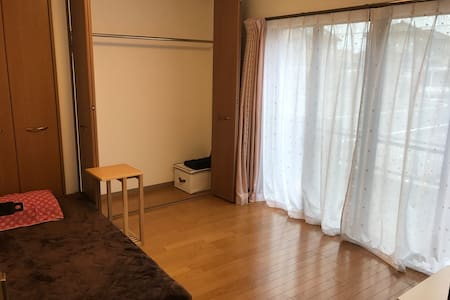 8.2m single bed room in 1st floor - Hanyū-shi - House