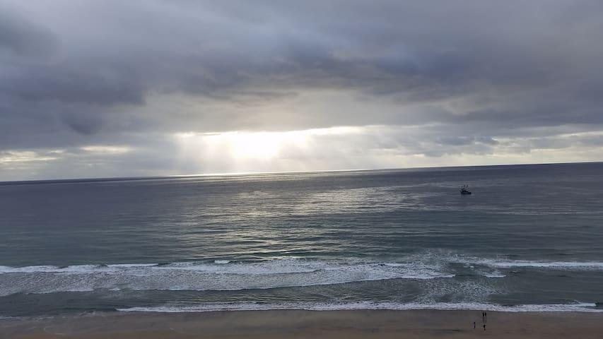 Rosarto Beach, Oceanfront Condo, Rosarito Mexico
