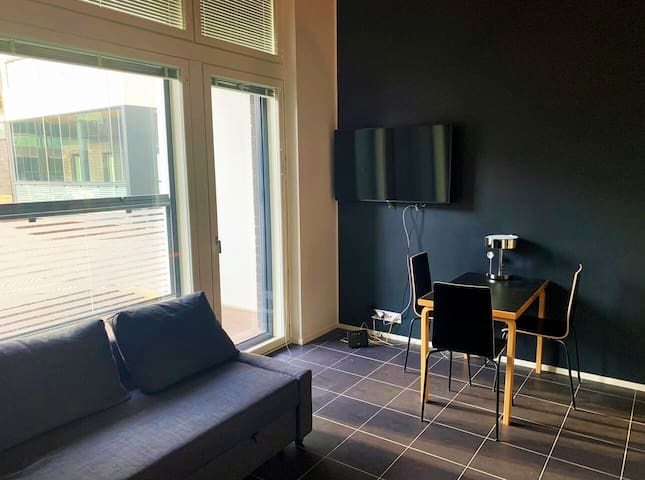 KIVI 3 New Loft 7min from AirPort HEL and 25m City