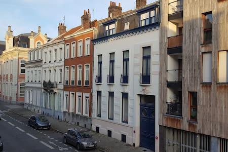 Appartement douillet plein centre de Lille - 里尔 - 公寓