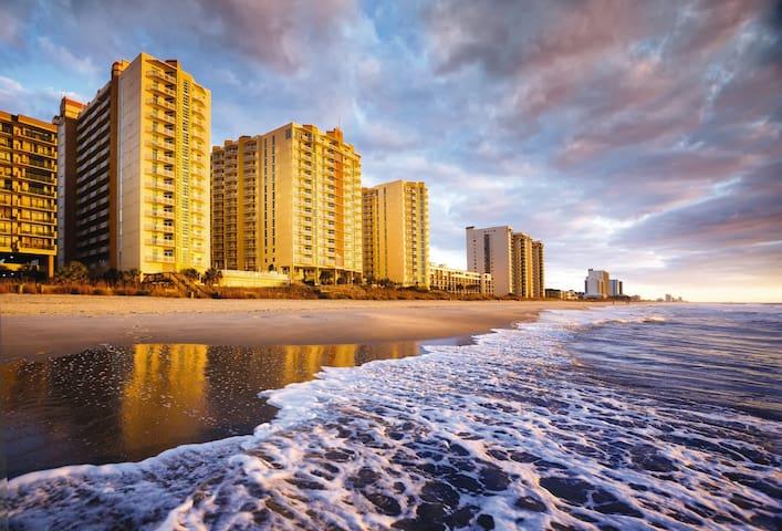 ❤️EPIC OCEAN VIEW❤️ 1 Bedroom ★North Myrtle Beach