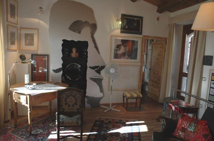 Art House Hirano - Torre Alfina - Talo