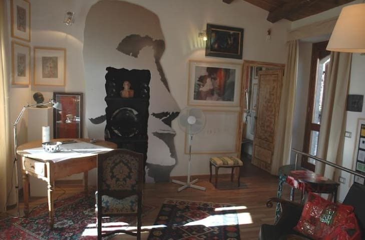 Art House Hirano - Torre Alfina - Casa