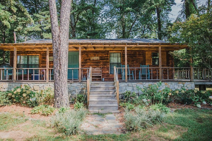 """Lakeside Pines"" - The Cabins at Brookside"