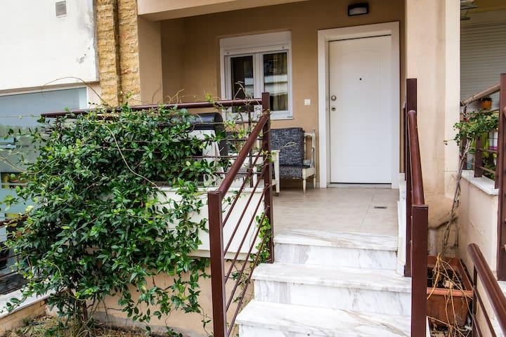 Maisonette Athena - Kallithea - House