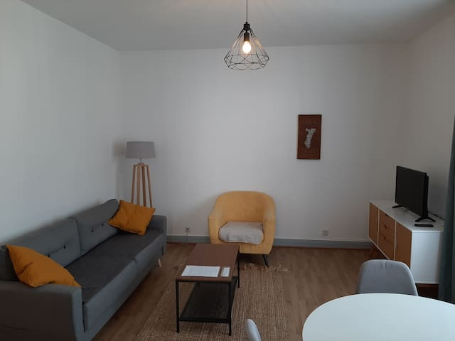 Appartement Colmar - Quartier Saint Joseph