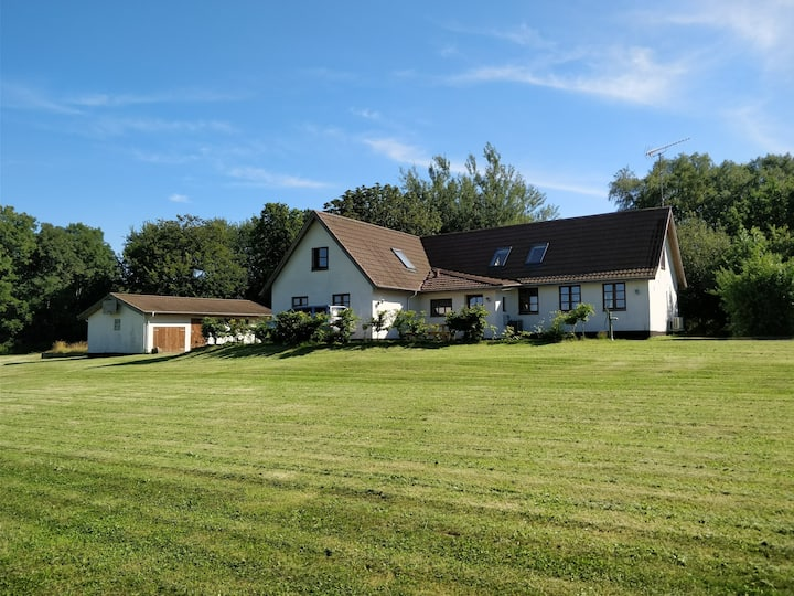 Country house in the heart of Bornholm