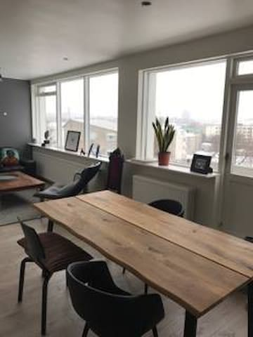 Apartment in Laugardalur - close to downtown - Reykjavík - Byt