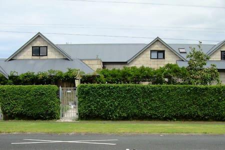 Mainston house (Homestay) Private room 2 - Waitara - Dom