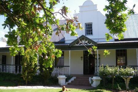 Farmstay@Manor - Worcester - House