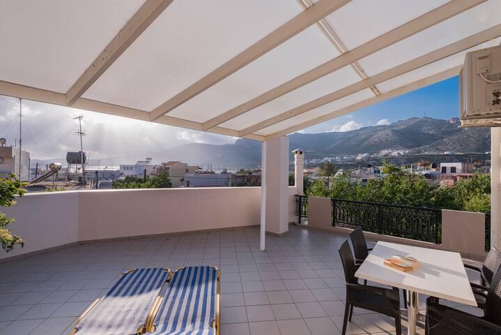 Νiki's Sea View Apartment
