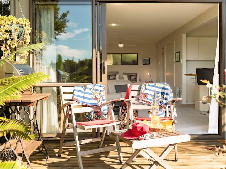 Garden Suite in central Paihia