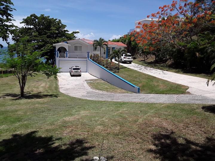 Flamboyan Beach Side Villa - Available 2021