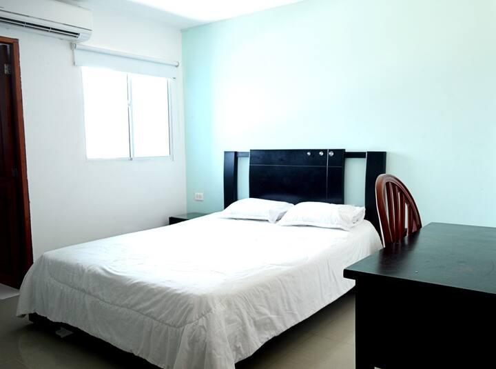 habitación individual, perfecta para tu viaje...