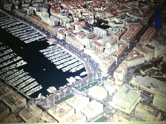 Le cœur de Marseille en autonomie