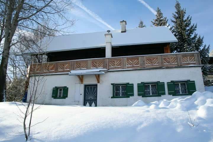 Selbstversorgerhütte Nationalpark - Laussa - Sommerhus/hytte
