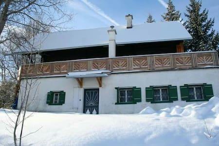 Selbstversorgerhütte Nationalpark - Laussa - Zomerhuis/Cottage