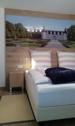 Deluxe Apartment Papst Nordborchen