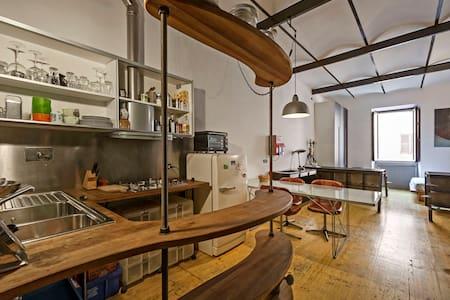 Rome Design Loft - Roma