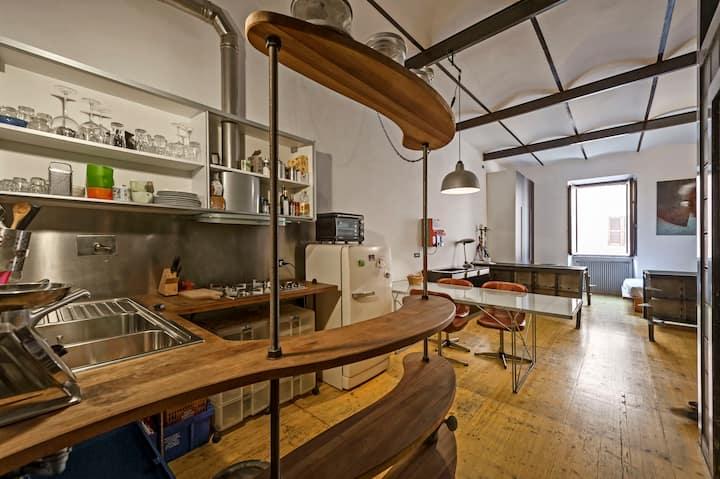 Rome Design Loft
