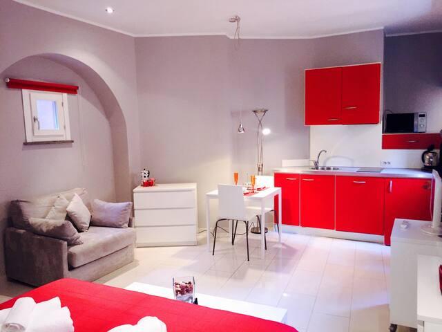 Rione Monti Suite Imperial