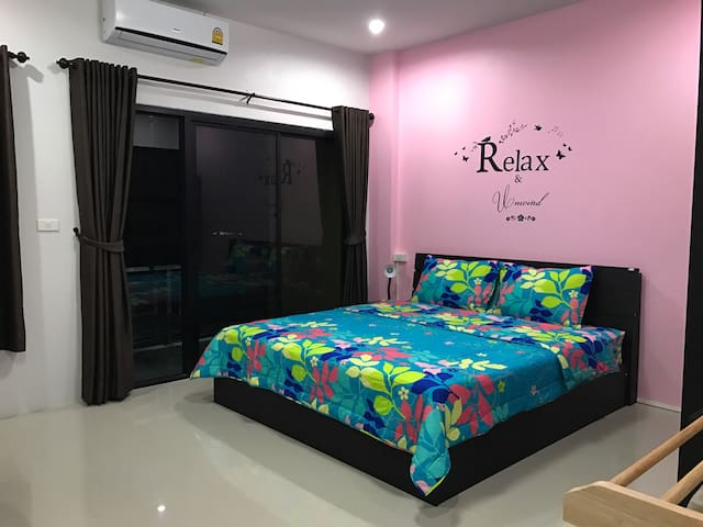 All 4 room for rent daily monthly - Ao Nang - Apartment