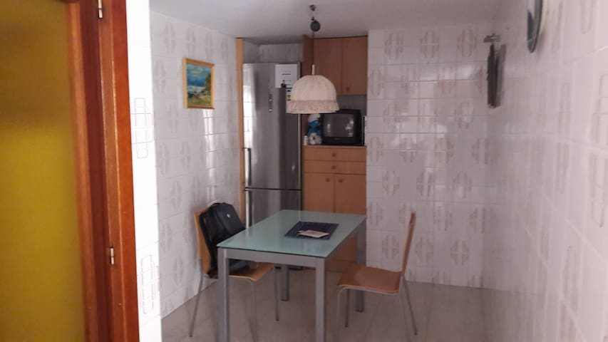 Quiet private room - Zaragoza - Leilighet