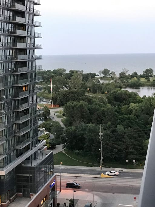 View 3 - Lakeshore waterfront