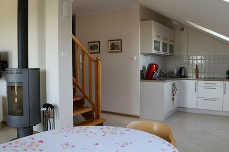 Sunny Apartment in Krynica Morska - Apartament