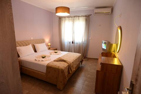 Luxurious apartments in ERESSOS village