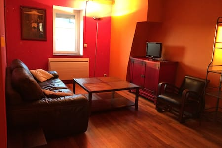 Appartement 55m2 tout confort Nancy centre - Nancy - Apartament