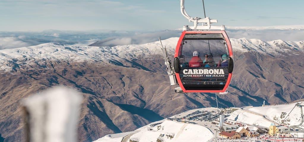 Cardrona (19) -  NZ's Skiing Hotspot!!!