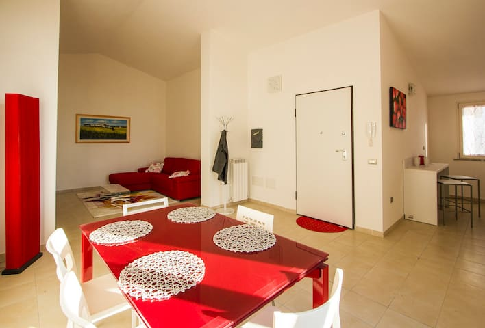 Apartment in villa with pool - Belvedere Fogliense - Apartment