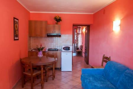 Appartamento con terrazzo panoramico - Sant'Antonino - Apartment