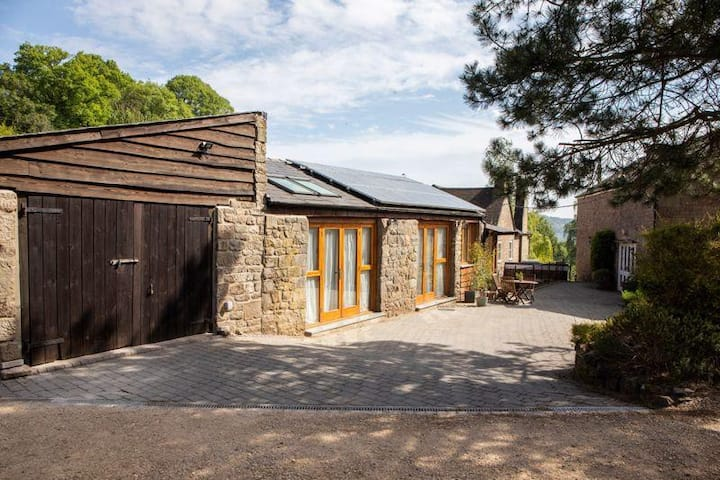 Lone Stables:  5* hideaway in heart of wye valley