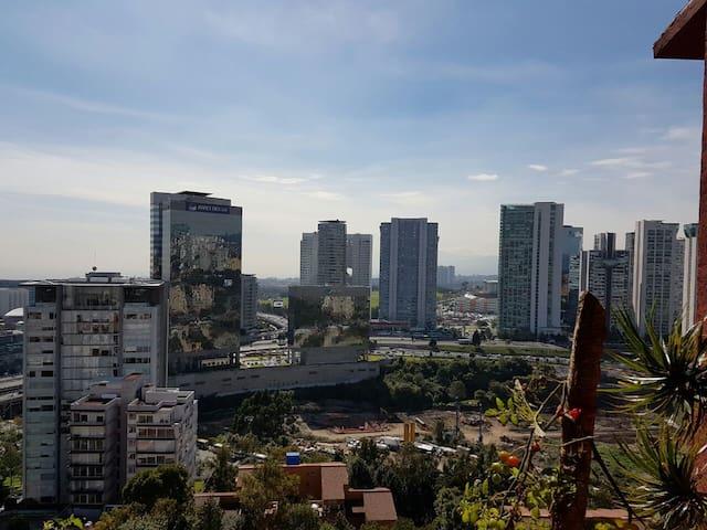Pent-House en Santa Fe - Ciudad de México - Appartement