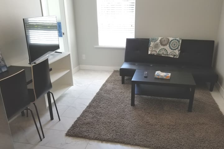 Whole Apt 2 bedroom Close to Downtown-Helpful host