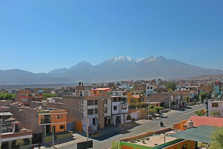 Enjoy a relaxing time at our Homestay Arequipa - Alto Selva Alegre