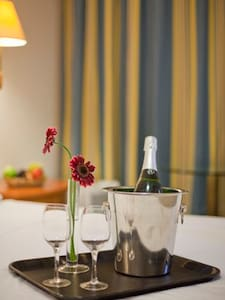 privet deluxe rooms in a boutique hotel - Netanya