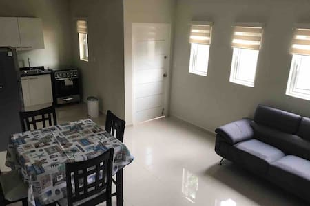 Quite private apartment close to many amenities