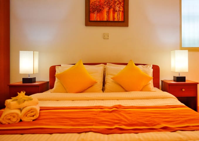 Hevana B&B: In the Heart of Colombo