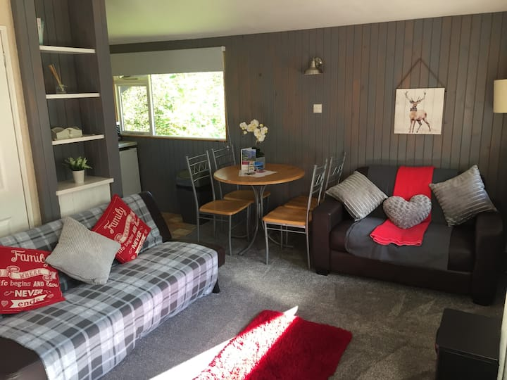 Ancarraig Lodges Self Catering Above Loch Ness #5