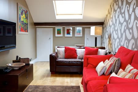 The Lookout - 5 star Crieff Apartment with views - Crieff - House